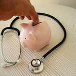 piggy bank stetoscoop